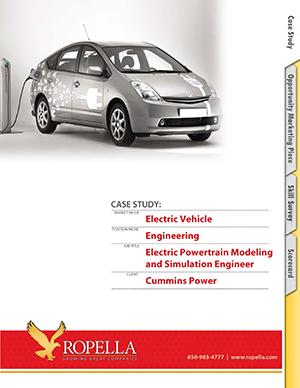 Electric Vehicle Recruiter Ropella