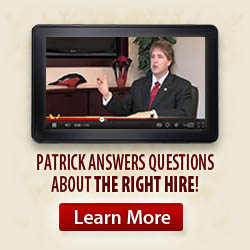 Watch The Right Hire FAQ videos!