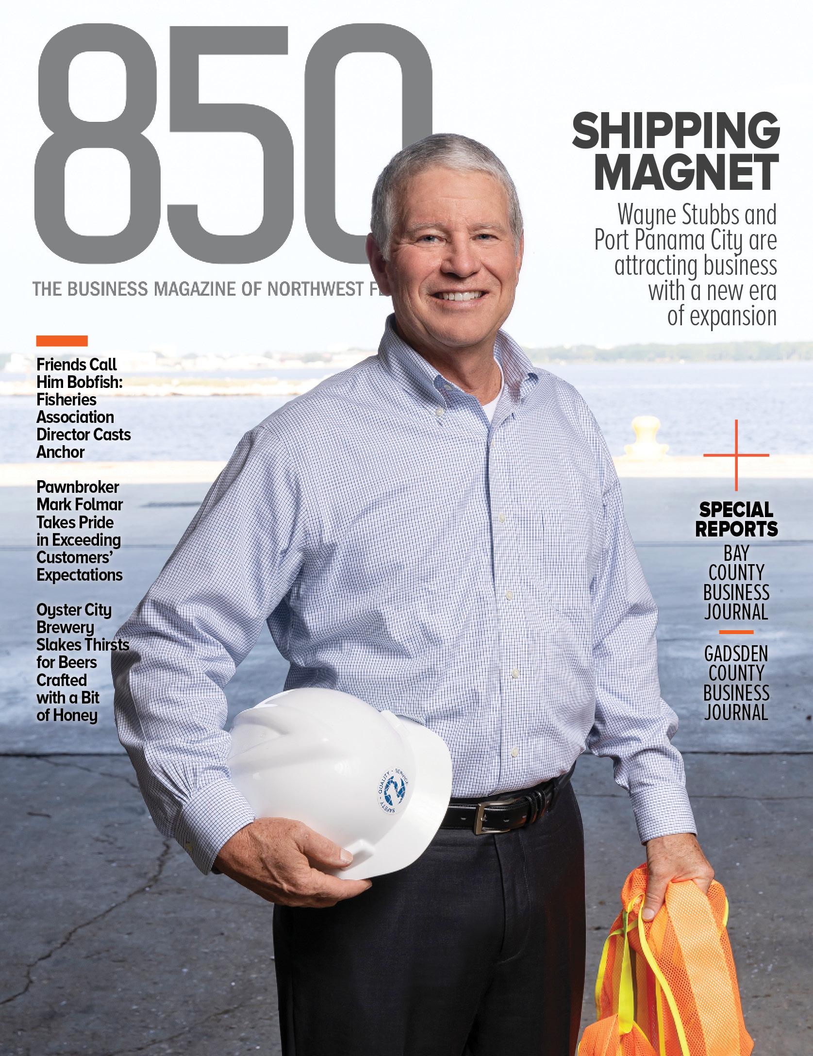 850 Business Magazine
