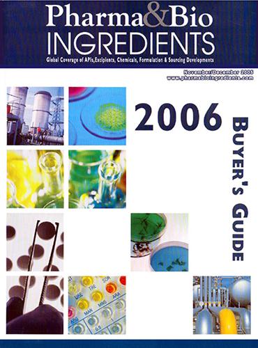 Pharma & Bio Ingredients