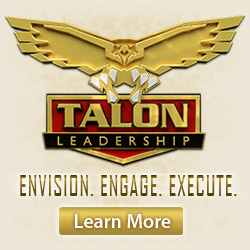 Learn about Talon Leadership!